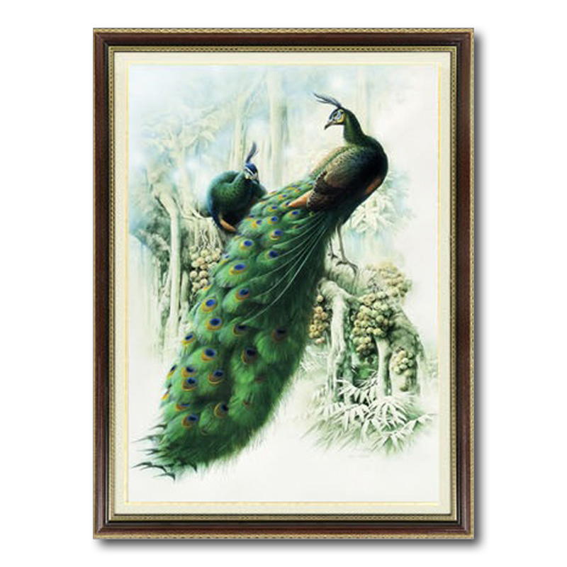 5D 크로스 스티치 모자이크 다이아몬드 자수 그림 - 예술, 공예, 바느질