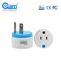 NEO Coolcam Z WAVE PLUS NAS WR01ZE US Smart Power Plug Socket Home Automation Alarm System Home Z Wave 908.4MHz Video Frequency