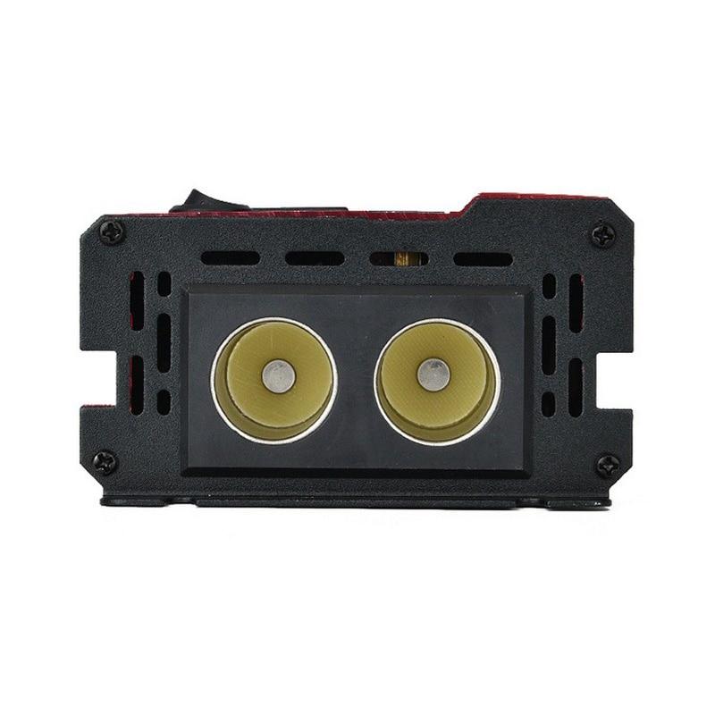 12v DC AC Power Inverter Dual Display Peak Power 600W Inverter Car Charger Adapter Converter Modified Sine Car Power Inverter (11)