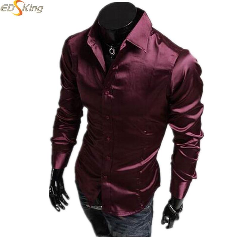 Mens Casual Dress Shirts Long Sleeve