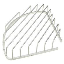 1/2/3 LayerSpace Aluminum Bathroom Corner Shelf Triangular Shower Shampoo Soap Cosmetic Storage Shelves Rack