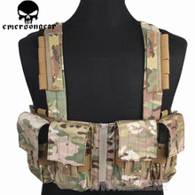 Emersongea LBT1961K Style7.62 Tactical Chest MC500D Military Combat Gear Multicam EM2978 AOR1 AOR2 Vest