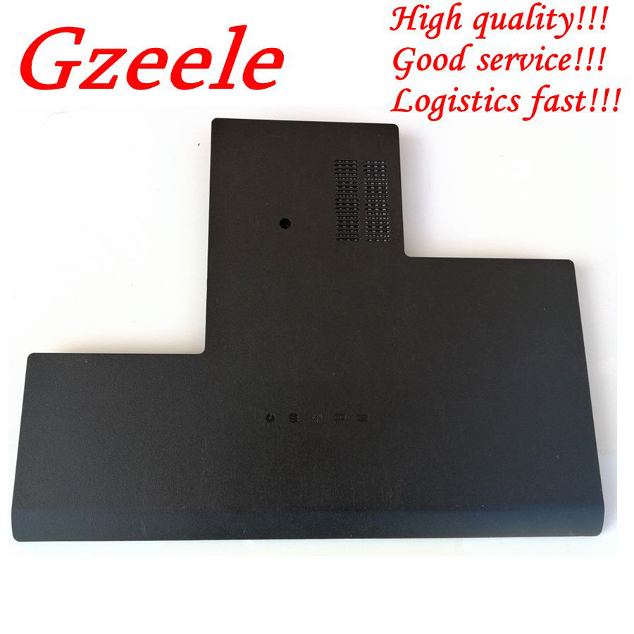 GZEELE Bottom Base Lower Case Door Cover FOR HP Envy DV7 Pavilion DV7-7000 Series 681989-001 60.4SU05.002