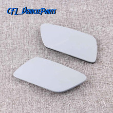 Pair Left+Right Headlight Washer Cover Primed Quality 8T0955275B 8T0955276B For Audi A5 S5 2012 2013 2014 2015 2016