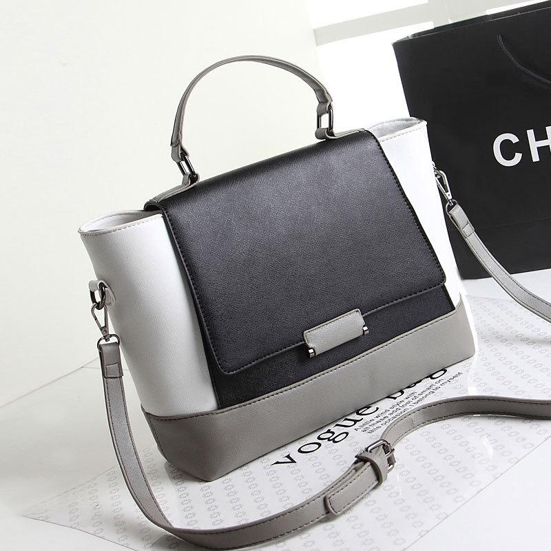 Original Womens Shoulder Bags Business Tote Bag GO BACK 002