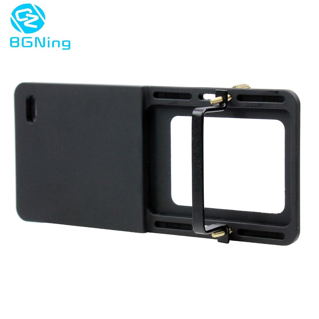 BGNING Handheld Gimbal Adapter Switch Mount Plate for GoPro Hero 3 3+ 4 Yi 4k Camera for DJI Osmo Zhiyun Smooth Q Mobile