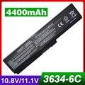 4400 mah batería del ordenador portátil para toshiba portege m800 m900 satellite pro c650 A655 A660 A665 C600 C640 C645 C650 C670 C655 C660 C665