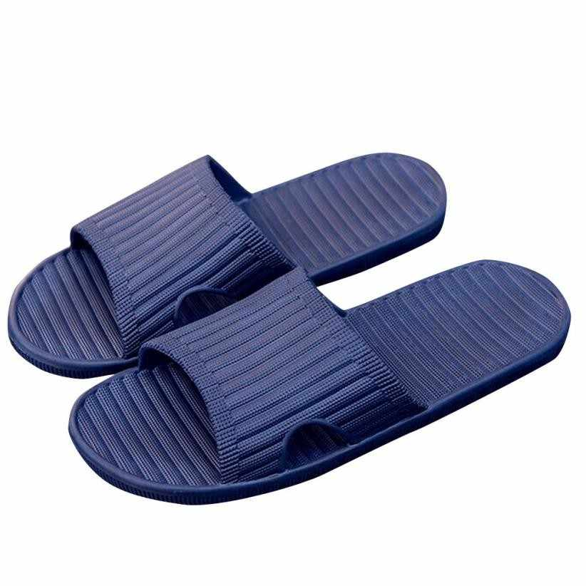 ad9385825c3ae6 ... MOKINGTOP Anti-slip Englon slippers mens flip flops slippers man home  shoe Sandals Slipper indoor ...