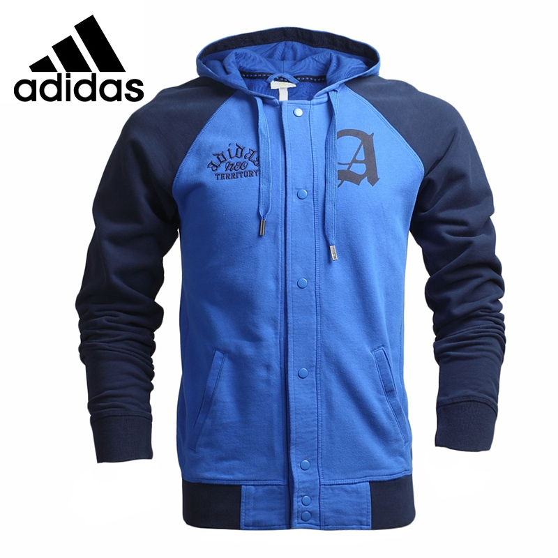 Original New Arrival Adidas NEO Label Mens jackets Hooded Sportswear