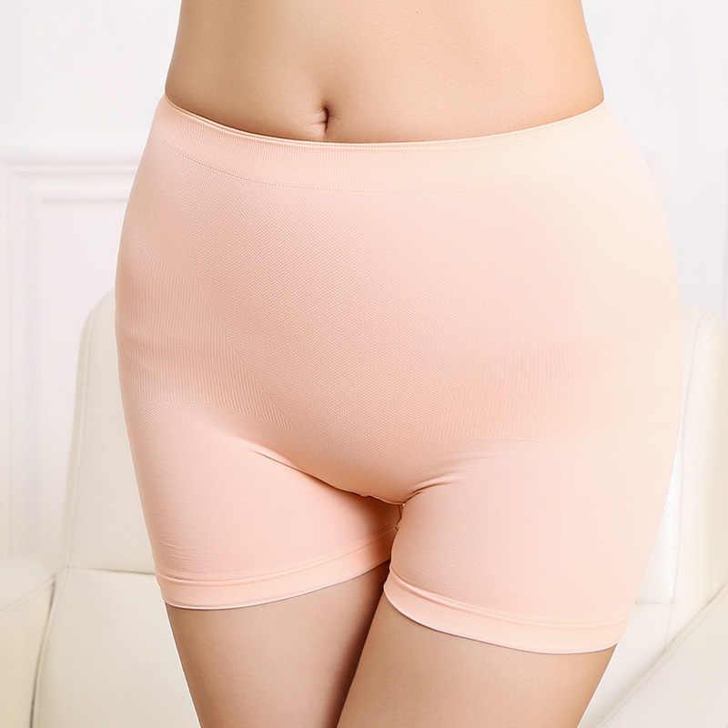 Хлопковые женские плотные трусы большие эластичные женские тонкие дышащие нижнее белье женские милые трусы шорты для девочек легкие Нижнее белье
