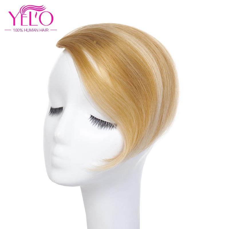 Yelo Brasilianische Remy Haar Clip In Pony Menschliches Haar Extensions 1b #2 #4 #613 # Red #27/613 # Clip Auf Pony Haar Topper Keine Kostenlosen Kosten Zu Irgendeinem Preis Haarteile