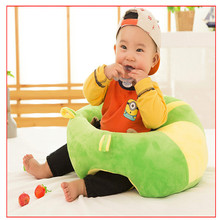 QUINEE OX Baby Sofa Baby Seat Sofa Support Cotton Feeding Chair Children's Chair for Children Toy for Children Gifts