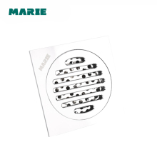 цена на Drains Anti-odor shower drain Strainer Bathroom floor cover Drain Drainers Stopper Shower Floor drain brass waste stoppers