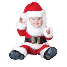Christmas Xmas Halloween Baby Boys Girls Costume Infant Santa Claus Carnival Anime Cosplay Newborn Toddlers Clothing