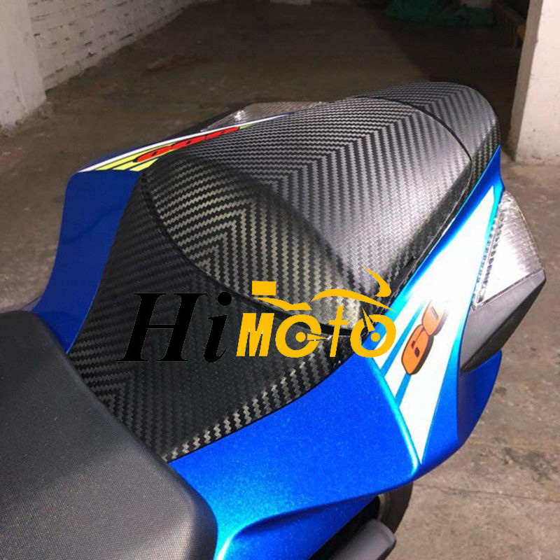 SUZUKI GSXR600 GSXR750 2011-2016 Fast Pro Back Leather Cusion Pad Rear Seat Passenger Pillion