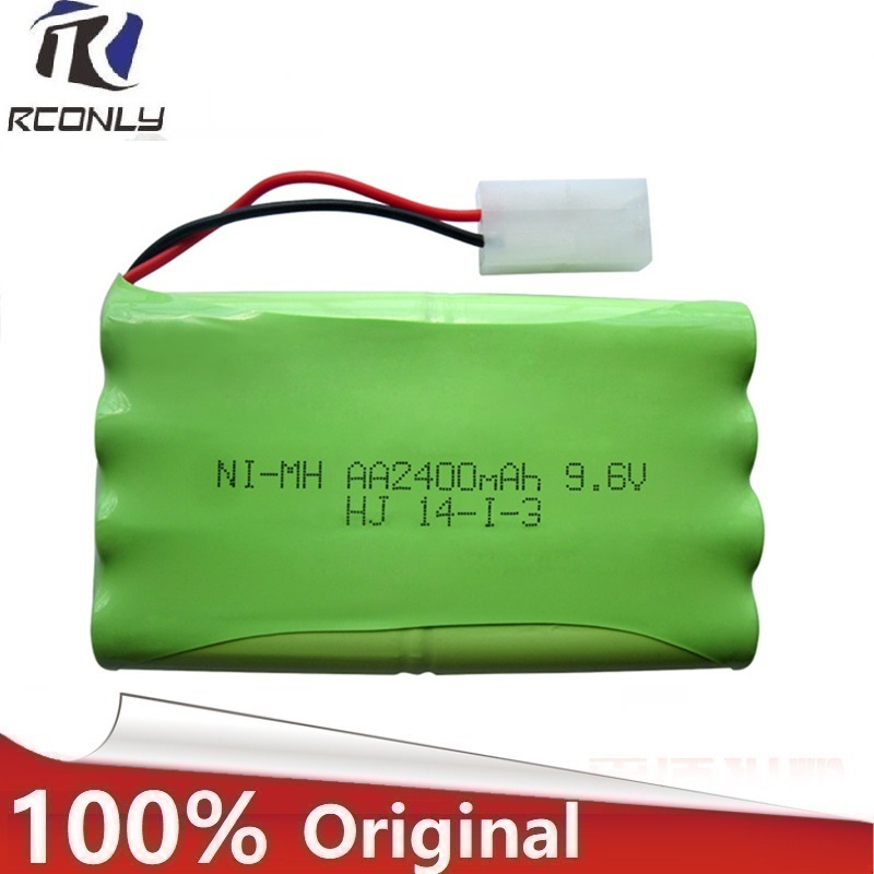9.6V Ni-Cd / Ni-MH 700/800/1000/1400/2400mAh Remote Control Toy Electric Lighting Lighting Security Facilities AA Battery Group