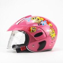 Motores циклов Accesorios Y partes Защитное снаряжение детей шлемы мотор мотоцикла костюм для 3-9years лет