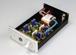 ZEROZONE Finished HV11 Full discrete no feedback Class A headphone amplifier L7-27