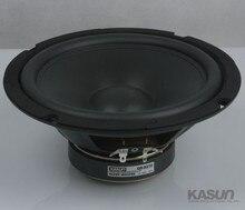 2PCS KASUN QS 8210 8 Paper Woofer Speaker Unit 8ohm 140W Max Diameter 210mm Fs 39Hz