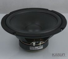 2PCS KASUN QS 8210 8 Paper font b Woofer b font Speaker Unit 8ohm 140W Max