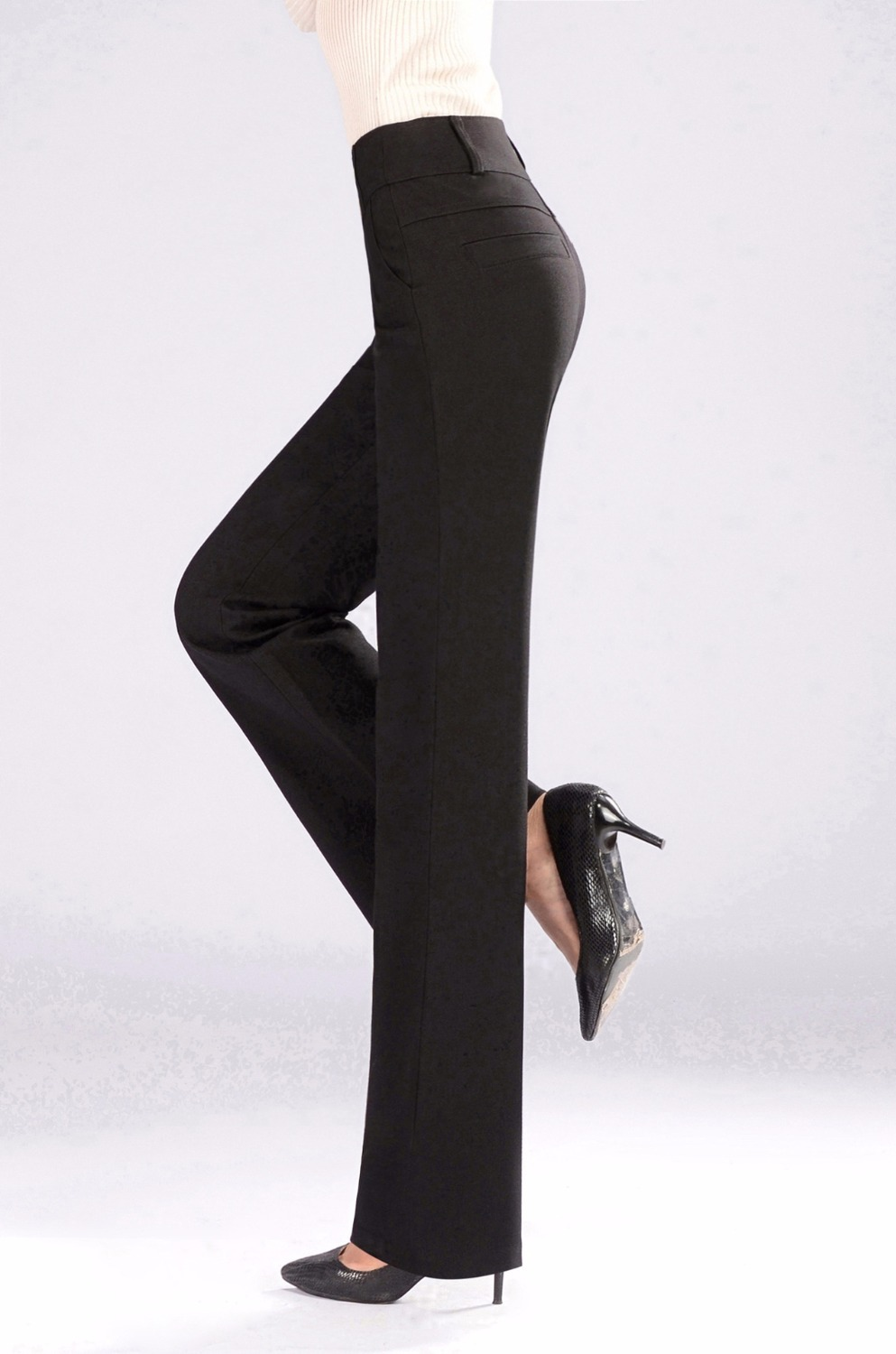 Online Buy Wholesale straight leg dress pants from China straight ...