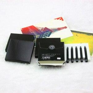 Image 5 - 20 قطع بيكاسو نافورة القلم الحبر عالية الجودة مكتب واللوازم المدرسية خرطوشة الأسود 100% جديد