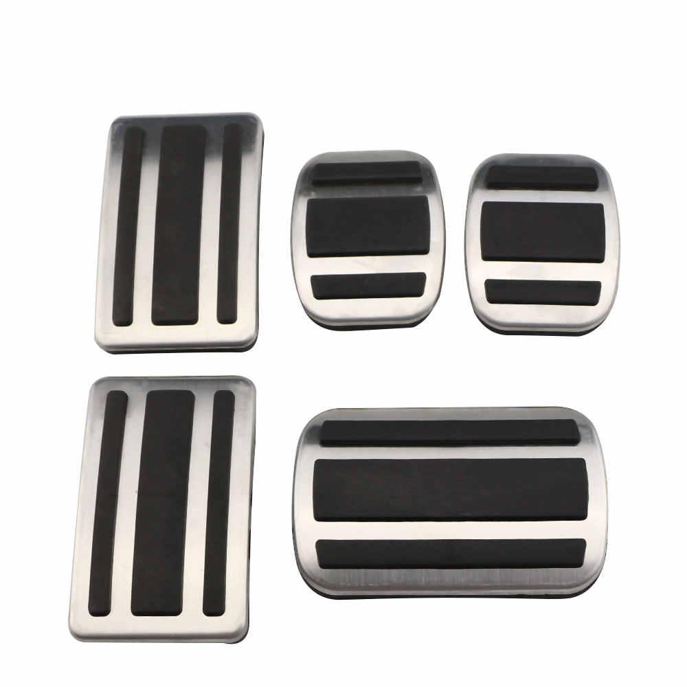 Farbe Mein Leben Auto Gaspedal Bremse Kupplung Pedale Kit Abdeckung für Peugeot 308 308 s 408 4008 5008 für citroen C5 Aircross