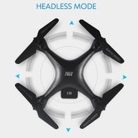 SH4 20min 2.0MP/ 5.0MP Phoota Selfie Drone UAV Super Definition HD FPV Camera One Key Landing RC Quadcopter Durable Gift