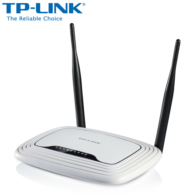 US $100 0 |TP LINK 300Mbps Wireless N Router TL WR841N Bandwidth  Controlable WPA / WPA2 Security Encryption VoIP WPS IP QoS-in Wireless  Routers from