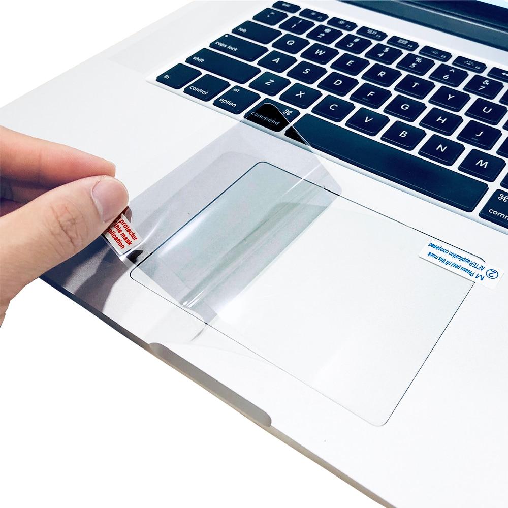 Gommage Touchpad film protecteur autocollant protecteur pour Apple macbook pro 13 pouces pro air11 12 Retina barre tactile tablette tactile ordinateur portable