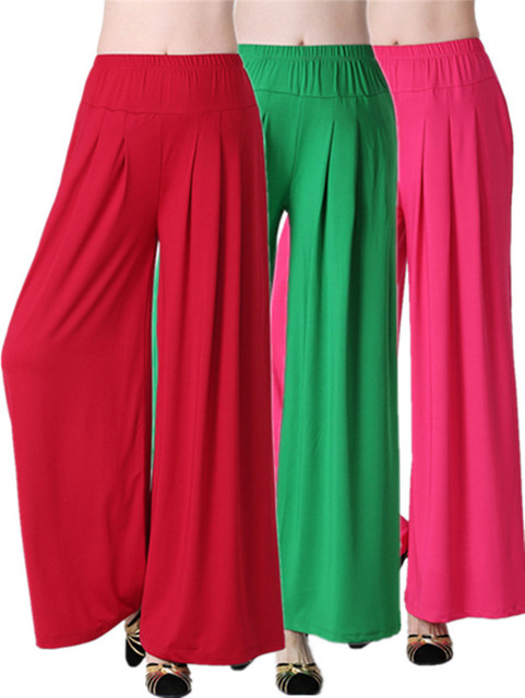 Women Belly Dance Trousers Woman Belly Dancing Pant Ladies Bellydance Egypt  Sport Pant Adult Training Pants Belly Dance Trouser