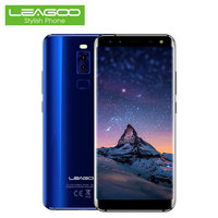 Leagoo S8 4G LTE 5 72 Inch 18 9 Touch Mobile Phone MTK6750T Octa Core 3G