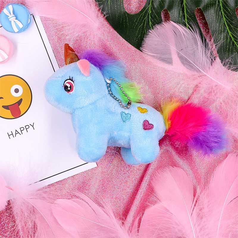 Jednorożec pluszowe Kawaii zwierząt miękka lalka Peluche śliczne pluszowe jednorożce dla dzieci zabawki dla dzieci nadziewane pluszowe zwierząt miękkie zabawki prezenty