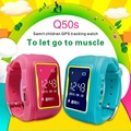 2016 Smart Kid Safe GPS Q50S Watch Wristwatch SOS Call Location Finder Locator Tracker for Kid Child Anti Lost Monitor Baby Q50S