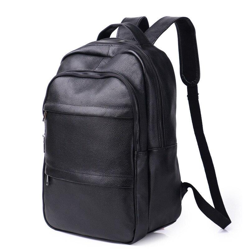 De Suprême Black Sac Bookbag D'affaires 2018 Hommes À Nouveaux Cuir vYg7byf6