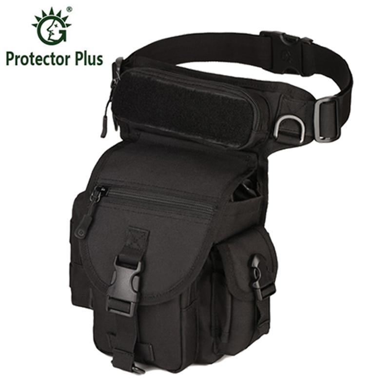 Tactics Waist Pack Bag Waterproof Nylon  Travel Bag Waist Bag Men Waist Leg Bag Motorcycle Fanny Pack Waist Packs For Men waist bag
