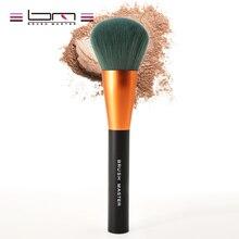 ФОТО bm brush master big size powder brush micro crystal fiber professional brush super soft for makeup d160