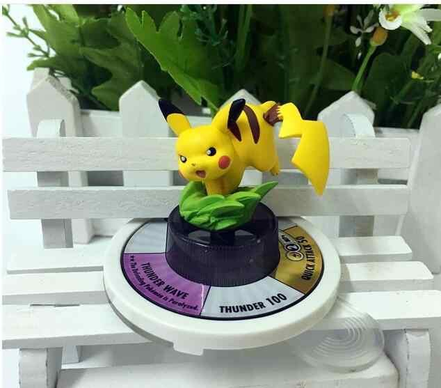 1 pc Aleatória Estilo lps Figura de Ação Brinquedo Real Pet Shop Figura Pikachu Mini Toy Animal lol bonecas Brinquedos para crianças