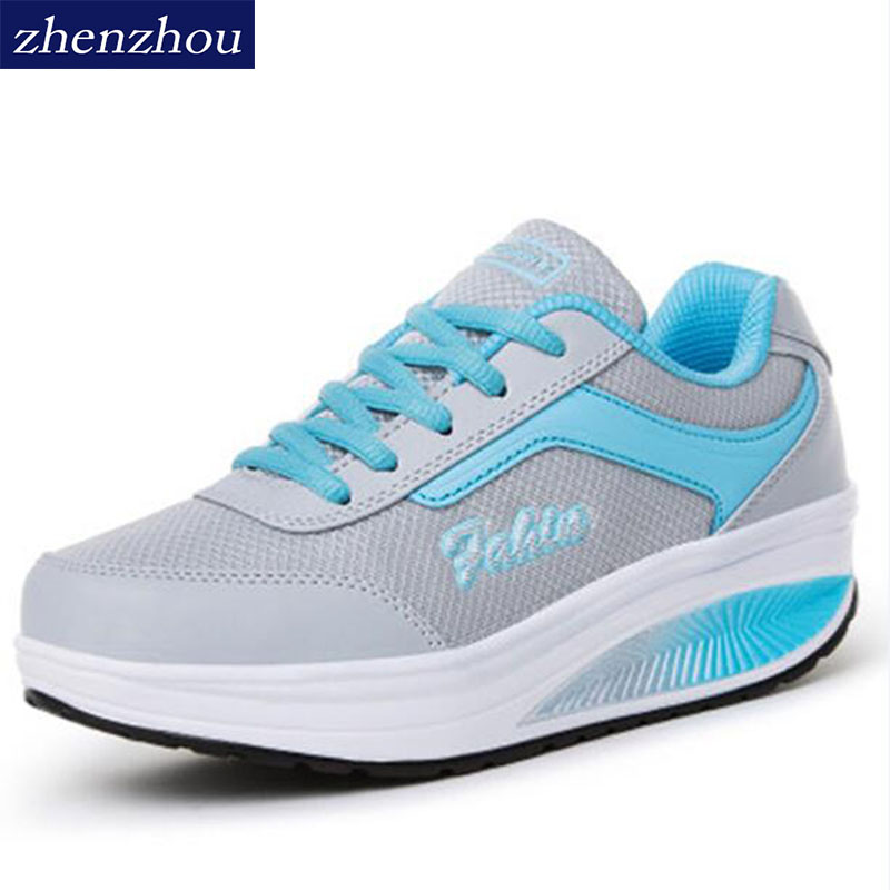 Free shipping 2017 Summer style Women casual shoes women's swing shoes breathable gauze platform shoes single elevator shoes free shipping 2017 summer style women casual shoes women s swing shoes breathable gauze platform shoes single elevator shoes