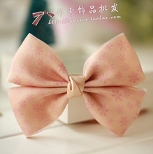 Freeshipping! NEW high quality ribbon bow elastic Hair Band / Hair ties / Hair Accessories/korean style/wholesale
