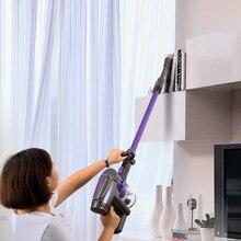 Dibea F6 2-in-1 Wireless Vacuum Cleaner Upright Stick and Handy Vacuum Carpet Cleaning Powerful Car Vacuum Cordless Vacuum
