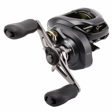 Original SHIMANO CURADO K 201 200HG 201XG Low Profile Baitcasting Reel 7BB MicroModule Gear HAGANE Body Saltwater Fishing Tackle