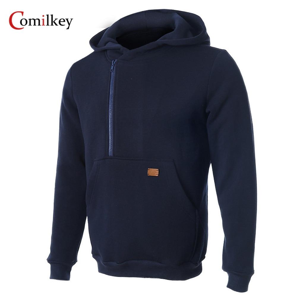 Fesyen Jenama Pakaian hoodies Lelaki Hombre Sweatshirt Hoodie Lelaki - Pakaian lelaki - Foto 1