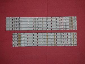 Image 1 - Nuovo Kit 7 PCS striscia di retroilluminazione a LED per LUX0155004 VES550QNDS 2D N12 VES550QNDS 2D S11 SVV550AK7_UHD_7LED_A B Tipo di 55AO4USB