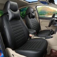 На свой вкус авто аксессуары пользовательские кожаные чехлы для сидений автомобиля для Hyundai IX30/35 Sonata Elantra Terracan Tucson Accent Santafe
