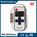 1pcs 12V RF Wireless Switch Controller Dimmer with Remote Control For Single Color Light Strip SMD5050/3528/5730/5630/3014