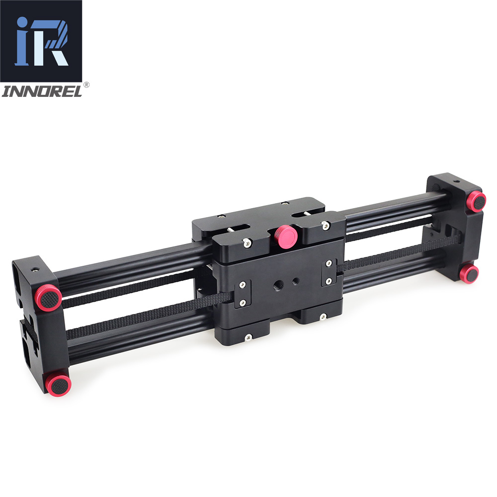 DL40 Double distance camera slider Magic track DSLR Camera DV Slider Track Video Stabilizer Rail Dolly for Video Camcorder in Rail Systems from Consumer Electronics