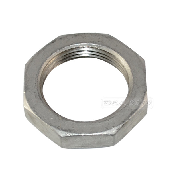High quality quot lock nut o ring groove pipe fittings