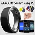 Dispositivos Werable Jakcom R3 Anel Para NFC Inteligente Anel Do Telefone Móvel eletrônico CNC Metal Mini Anel Mágico com IC/ID/Cartão NFC leitor