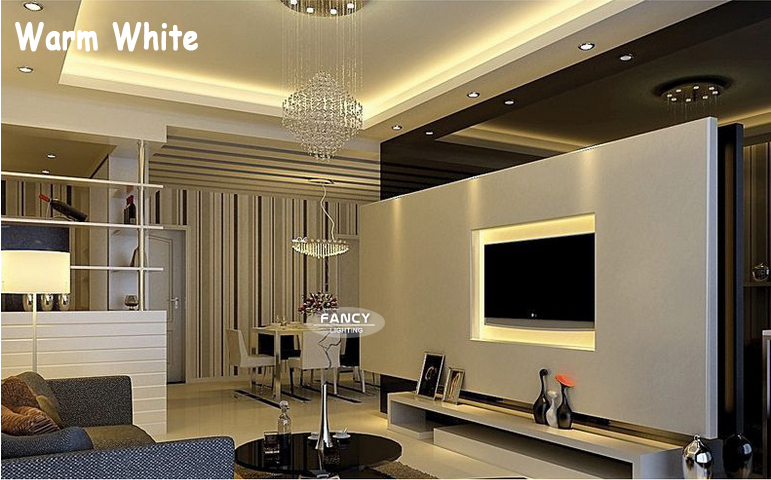 5 M Set 12V High Power LED Strip With 3A Switch Supply SMD2835 String Light For Living Room Dining Home Decor In Strips From Lights
